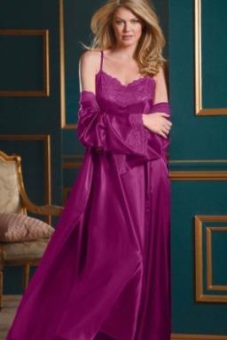 e54532e4895c0 خاص بالعروس ،كيف تختاري ملابس نوم شهر العسل؟
