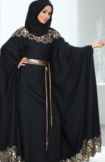 a887209b6 نسقي طلتك مع أروع عبايات كويتية فخمة | Gheir