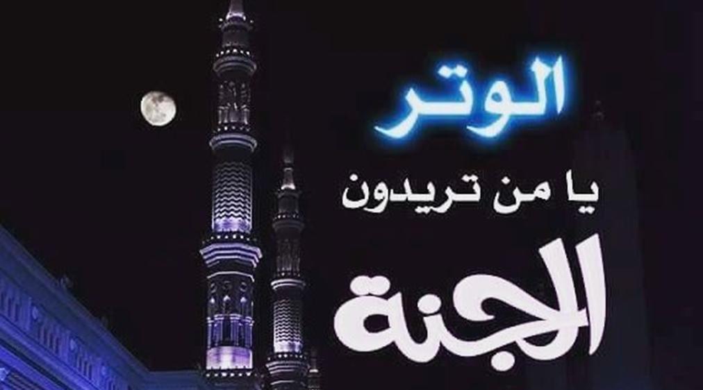 دعاء صلاة الوتر في قيام الليل - Al Ilmu 12