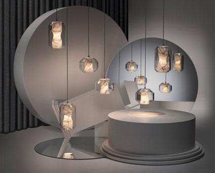 مجموعة جديدة من التصاميم لـلي بروم تركّز على الرخام