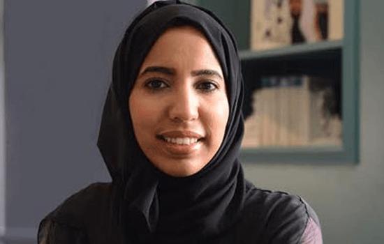 إيمان بن شيبة، ناشرة إماراتية رائدة
