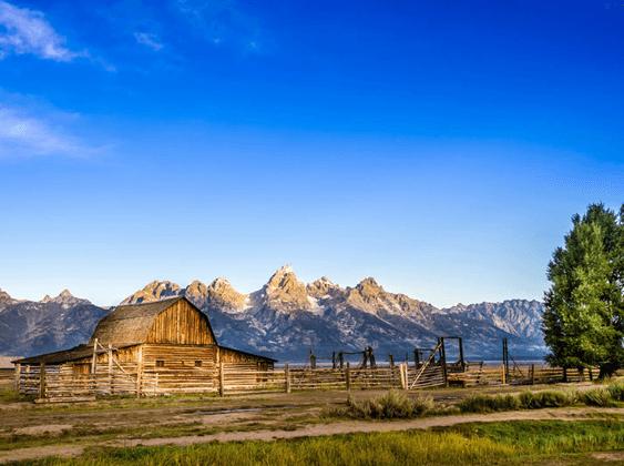 مناظر خاطفة للجبال للساحرة و الطبيعة الرائعة