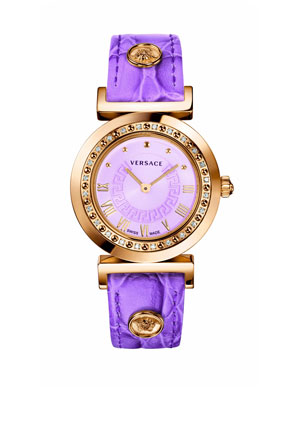 ~~ ساعات بالوان زاهيه ومشرقه ..لاطلاله عصريه وعمليه~~ Versace1----5-8-2012