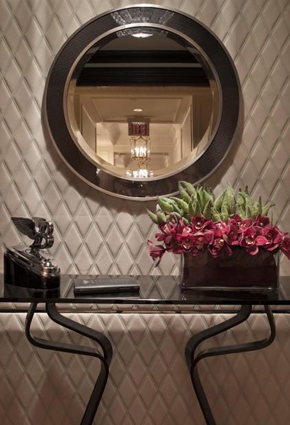 بنتلي في فندق سانت ريجيس نيويورك