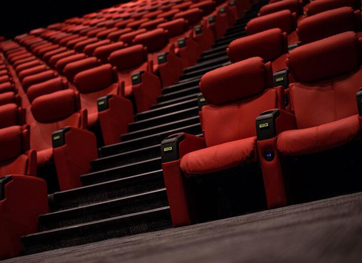 أول م شغ ل سينما سعودي يعدكم بتجارب أكثر م تعة على الإطلاق Gheir