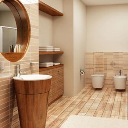 ديكورات الحمامات تزداد جمالاً مع بعض اللمسات الانيقة D7-1