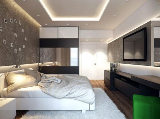 4a5a776bb أفكار تصميمية تحوّل غرفة نومك الى مكان مثالي للاسترخاء | Gheir