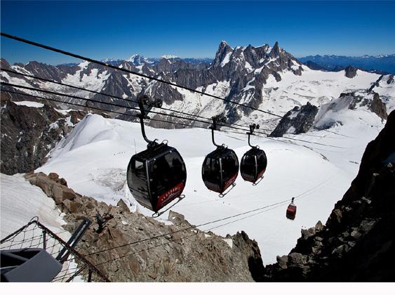 أجمل مواقع التزلّج في العالم...