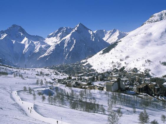 المزيد من أماكن الثلج الفريدة حول العالم