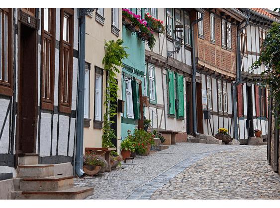 قرى رائعة في بلدان أوروبية ساحرة