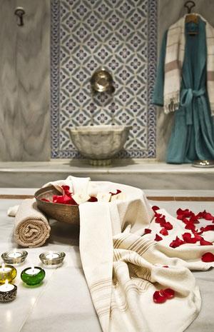 بصور طريقة حمام التركي المدهش - الحمّام التركي نضارة وصحّة واسترخاء  2014