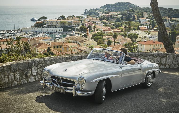 بين إيطاليا وفرنسا استعدّي لتجربة خيالية خلف مقود سيّارة مترفة!