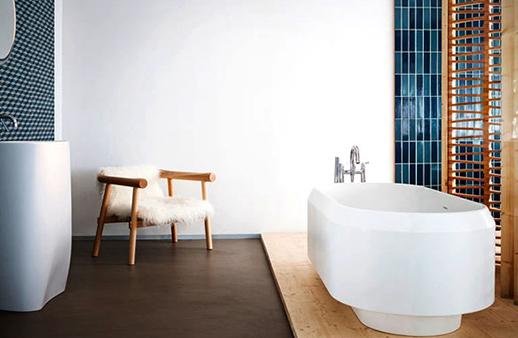 تعرّفي إلى آخر صيحة في تصاميم الحمامات!