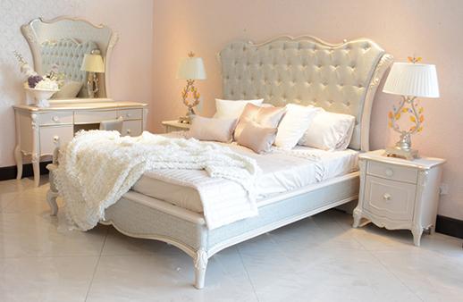غرفة نوم بأسلوب فيكتوري فخم! | Gheir