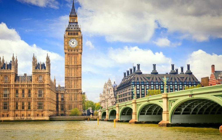 لندن بلا ساعة بيغ بن!