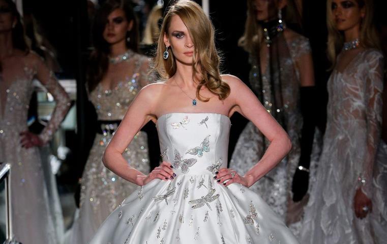 هذه هي مصمّمة فستان الزفاف الفاخر بسعر 1.6 مليون دولار