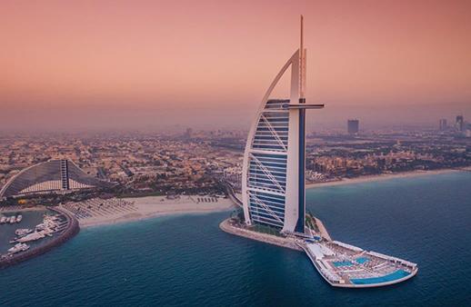 هذا ما ينتظرك في عطلة نهاية الأسبوع مع برج العرب