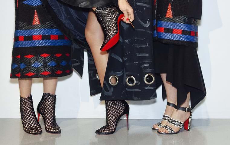 ستبهرك أحذية كريستيان لوبوتان التي رصدناها في أسبوع الموضة!