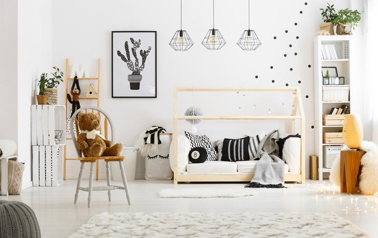 حصري لـ Gheir: مستشارة بنجامين مور، طوني سنايدر، ونصائحها لديكورات غرفة أطفالك