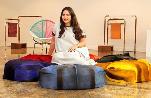 Gheir في استوديو آية البيطار، حوار وصور من واقع حياتها