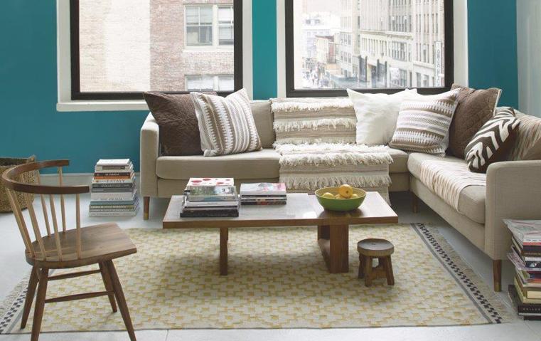 حصري لـ Gheir: اختاري ألوان غرف منزلك حسب نصائح خبيرة بنجامين مور