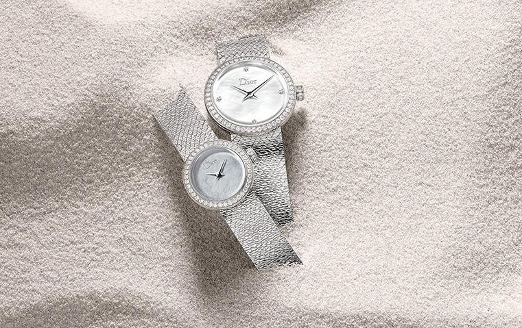 dfe91535b مجوهرات Feb 14, 2018. 4 إصدارات جديدة تجعل La D De Dior الساعة التي نتمنى  الحصول عليها!