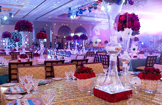 عنوانك السرّي لأعلى مستويات الفخامة في حفل زفافك