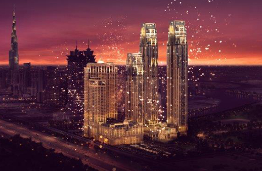 عنوان سريّ لتسترخي وتشاهدي عروض برج خليفة في رأس السنة!