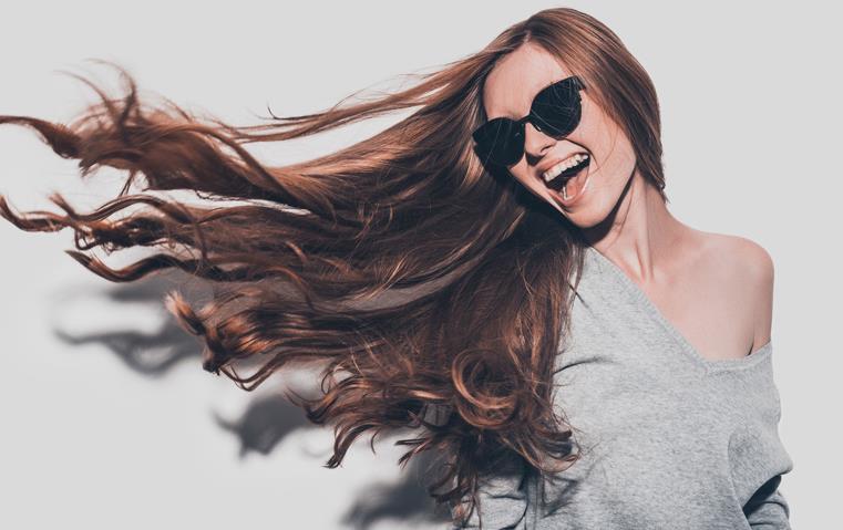 إليك أفضل خمس نصائح لعلاج الشعر الخفيف!