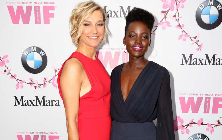 هكذا احتفلت ماكس مارا بجائزة النساء في السينما ماكس مارا وجه المستقبل 2017!