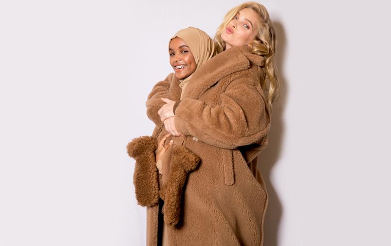 حصرياً على Gheir: صور من الكواليس وقصة معطف Max  Mara المستوحى من دب Teddy Bear