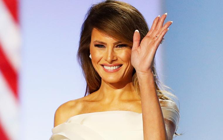 هل بات وجه ميلانيا ترامب الأكثر طلباً لعمليات التجميل؟