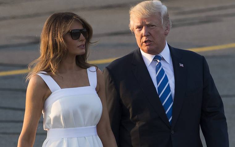 هذا هو ثمن فستان ميلانيا ترامب!