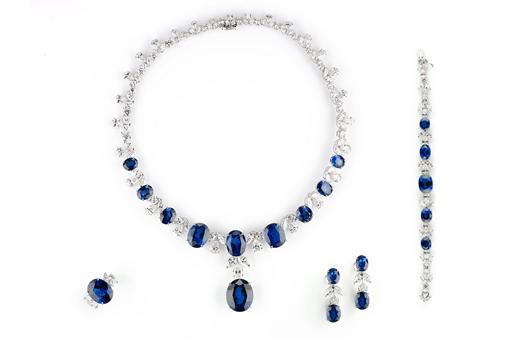 مجوهرات معوض للعرائس تناغم بين الملامح العصرية والكلاسيكية