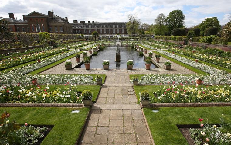نصحبك في جولة ملكيّة داخل حديقة الأميرة ديانا