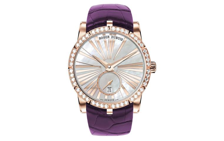 هذه الساعة هي للمرأة المتميزة فقط!