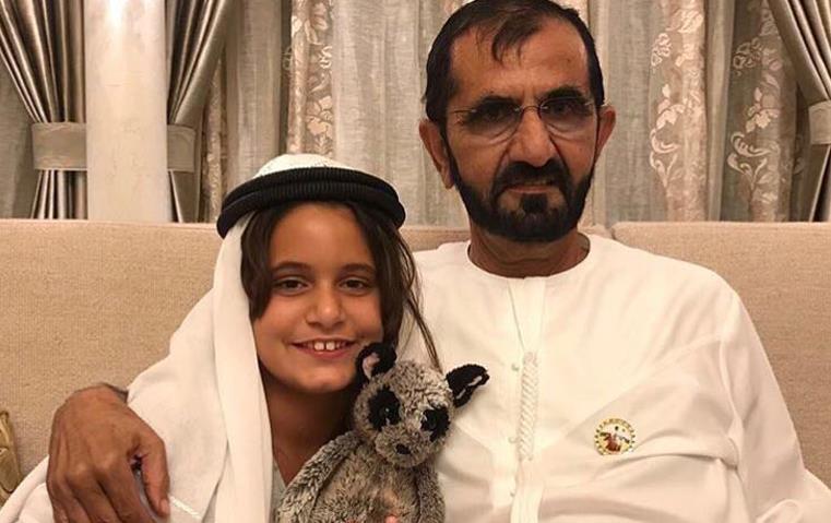هذه هي صورة الشيخ محمد التي حققت أكثر من 82 ألف إعجاب!