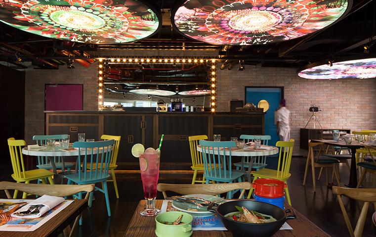 اكتشفي ألمع المطاعم في هذا الفندق الجديد في دبي