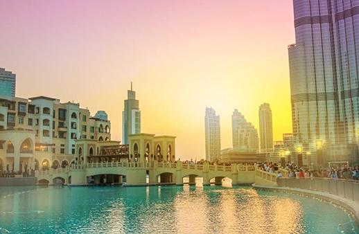إليك لمحة عن أسلوب الحياة في مهرجان دبي للتسوّق 2017