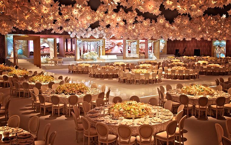 وجدت لك قاعة الزفاف التي تحلمين بها!