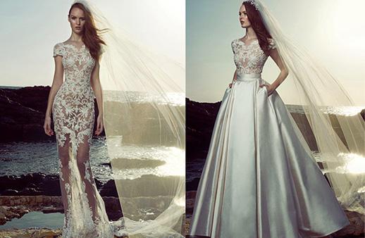 حان الوقت لكي تحققي حلمك بارتداء فستان زفاف زهير مراد!