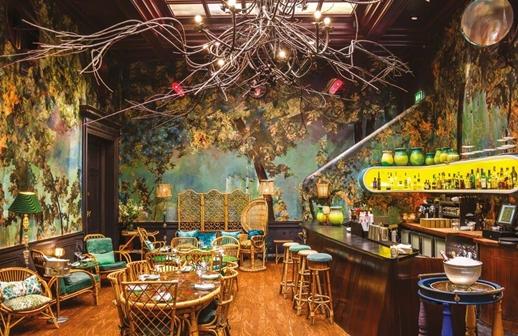 خططي لزيارة هذه المطاعم الأنيقة خلال إقامتك في لندن Gheir