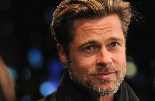 لماذا توقع براد بيت ان ترتبط أنجلينا جولي بهذا الممثل؟!
