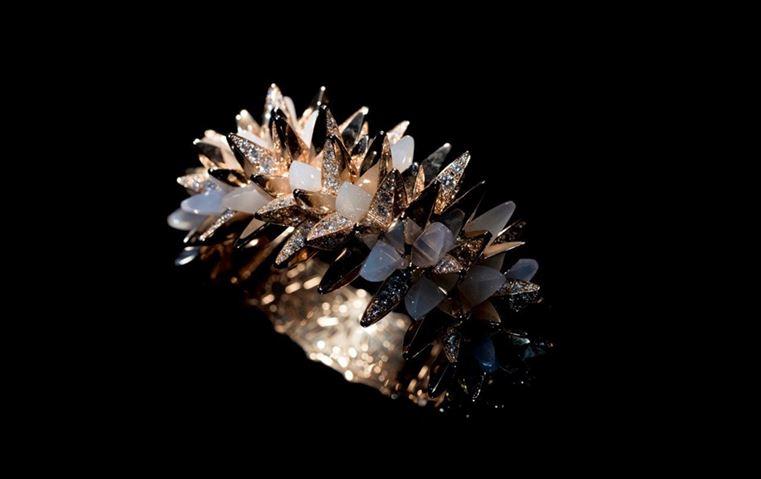d0dcd7c68 كارتييه من باريس: 14 قطعة مجوهرات مستوحاة من الكواكب والمجرات! البدء بعرض  الصور