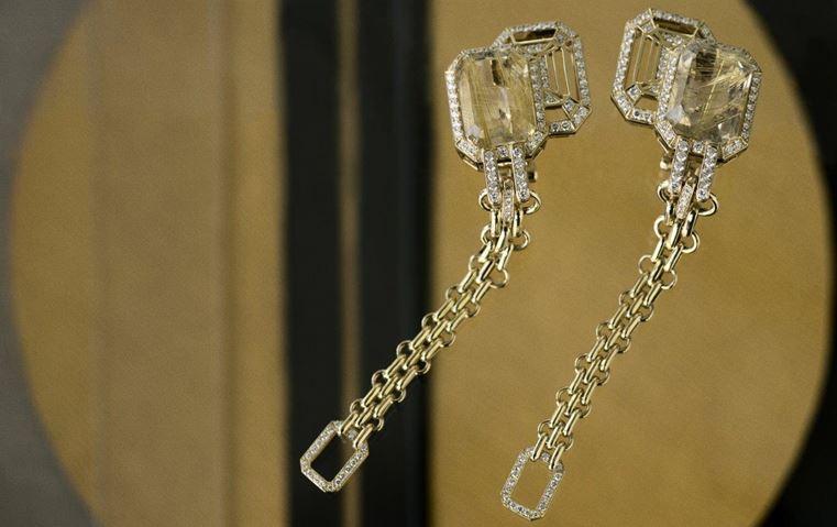 هندسية وعصرية: اكتشفي أسرار مجوهرات Gallery Collection من شانيل