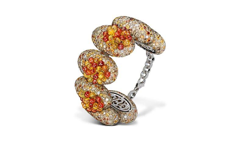 مع ختام المهرجان، de GRISOGONO تعرّفنا إلى أفخر المجوهرات التي طرحتها ضمن