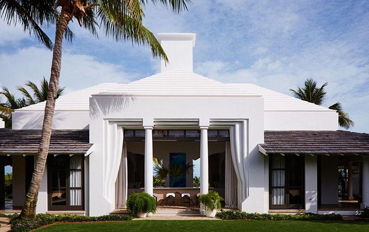 ملاذ رومانسي في الباهاماس: جولي معنا في منزل فيث هيل!