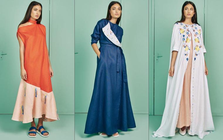 المصمّمة القطرية حصة زينل: أصمّم للمرأة التي تحب أن تبرز بين النساء