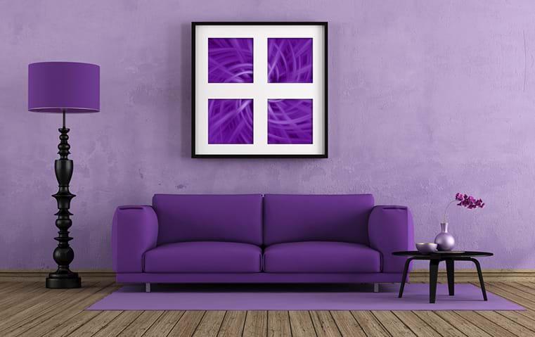 إستمدي سعادتك من ألوان جدرانك