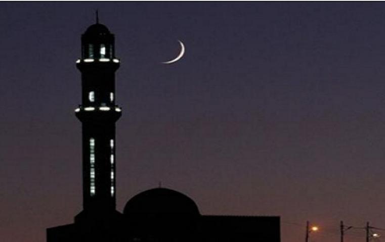رؤية هلال رمضان Gheir